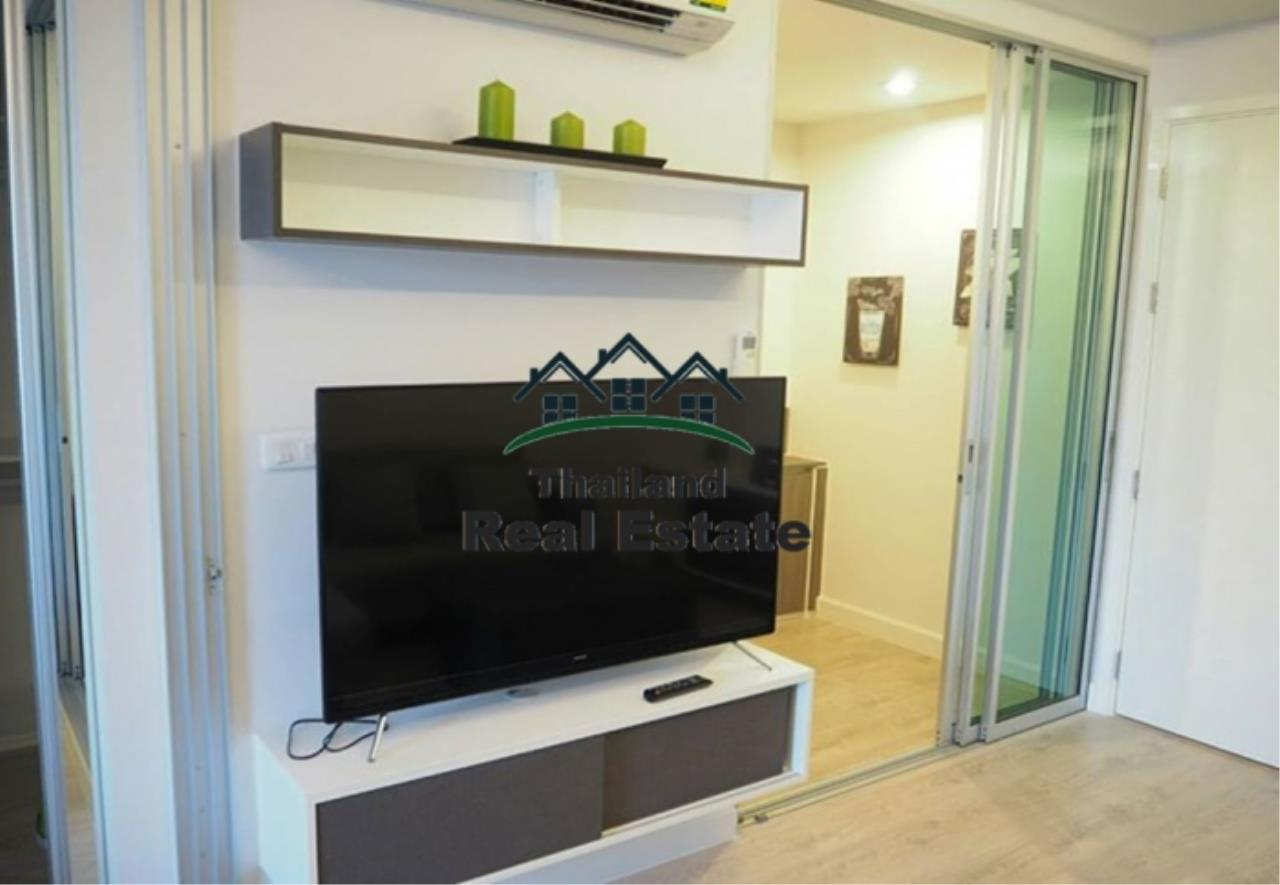 Thailand Real Estate Agency's 1 Bedroom Condo at The Bridge near BTS Chong Nonsi (12631) 6