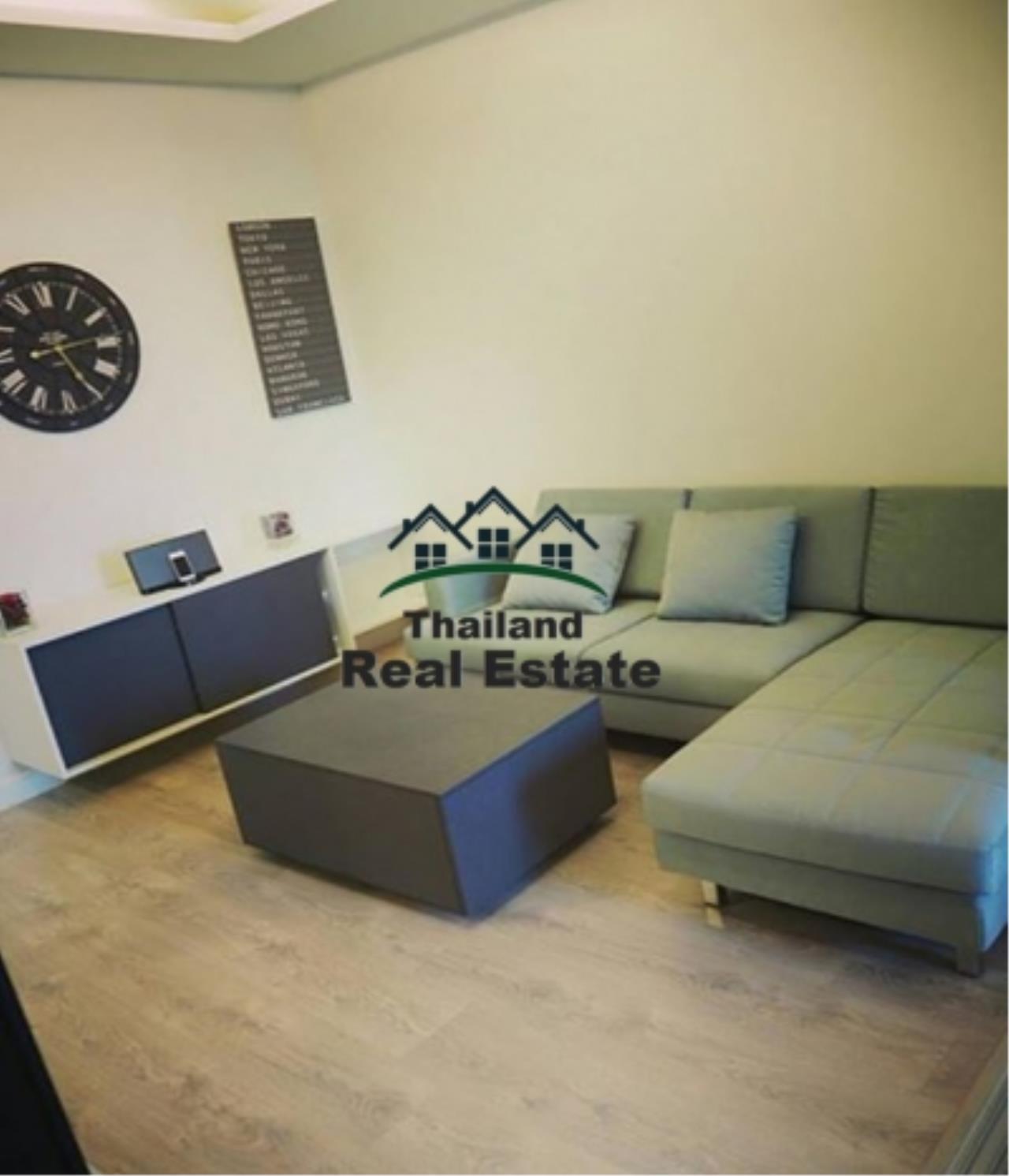 Thailand Real Estate Agency's 1 Bedroom Condo at The Bridge near BTS Chong Nonsi (12631) 7