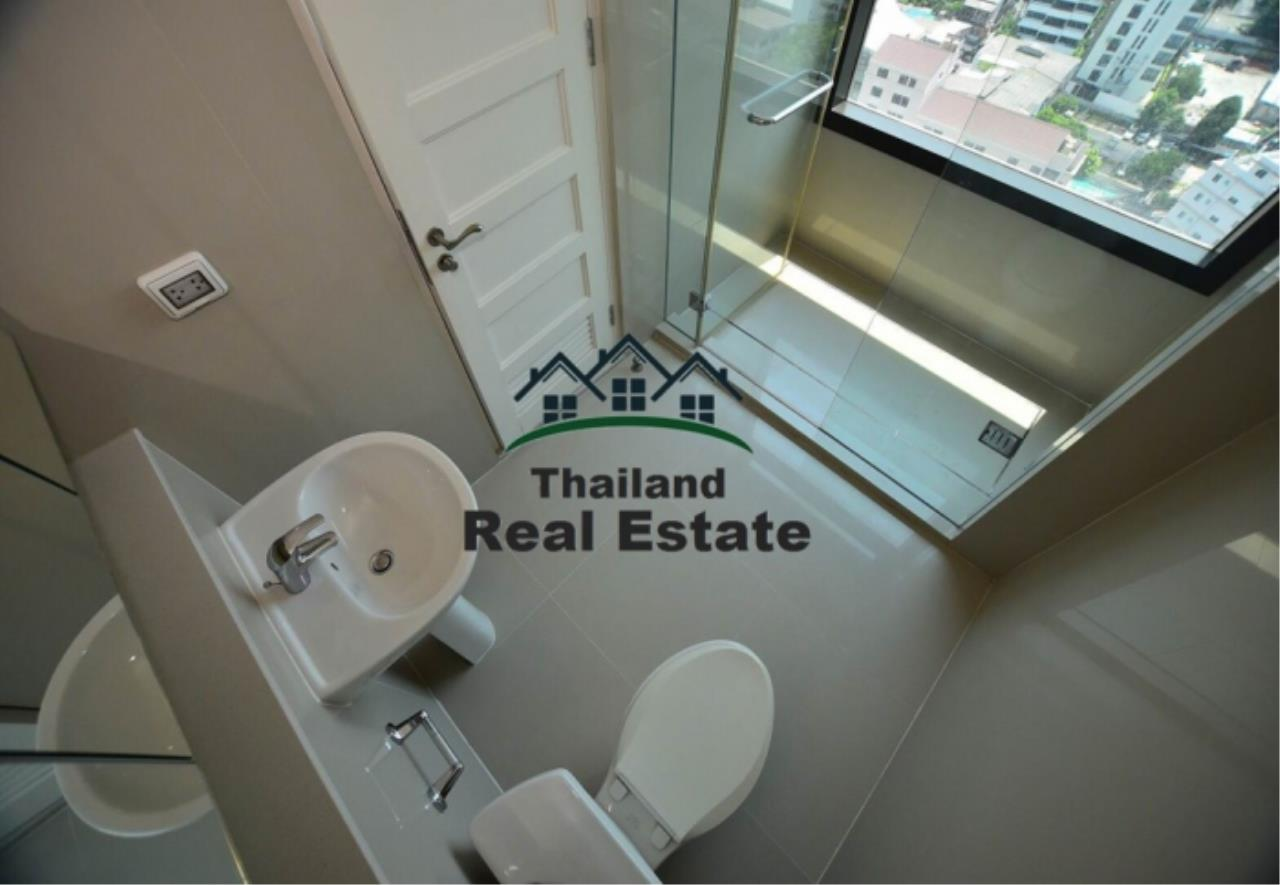 Thailand Real Estate Agency's 3 Bedroom Condo at Aguston Sukhumvit 22 near BTS Phrom Phong(12644) 19