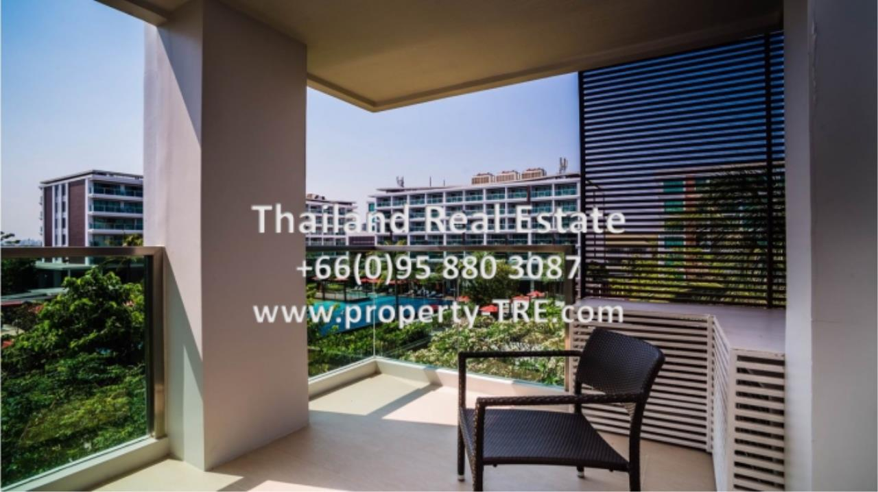 Thailand Real Estate Agency's 1 Bedroom Condo at Amari Hotel Residences in Hua Hin(12645) 1