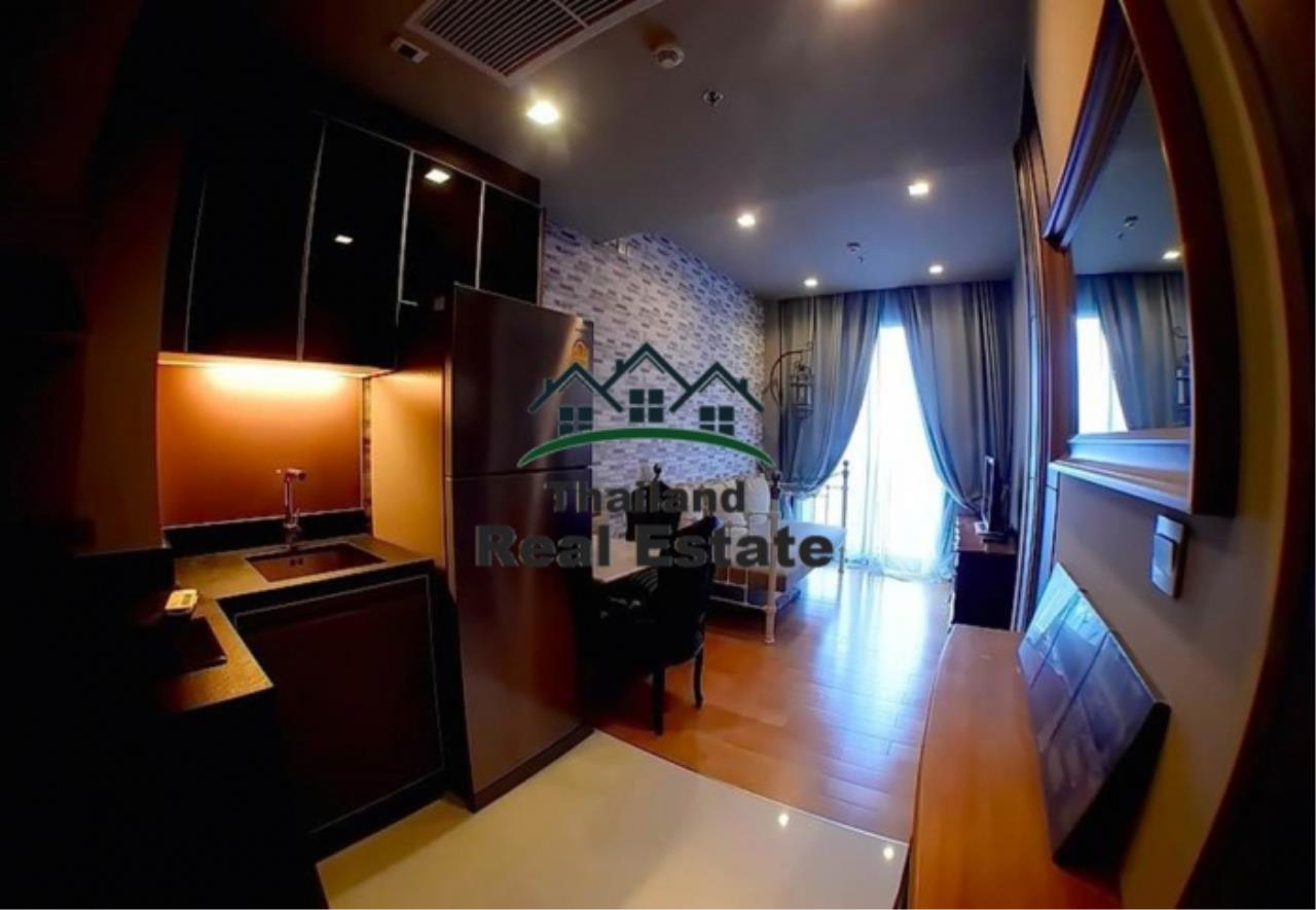 Thailand Real Estate Agency's 1 Bedroom Condo at  Keyne By Sansiri near BTS Thong Lo(12647) 5