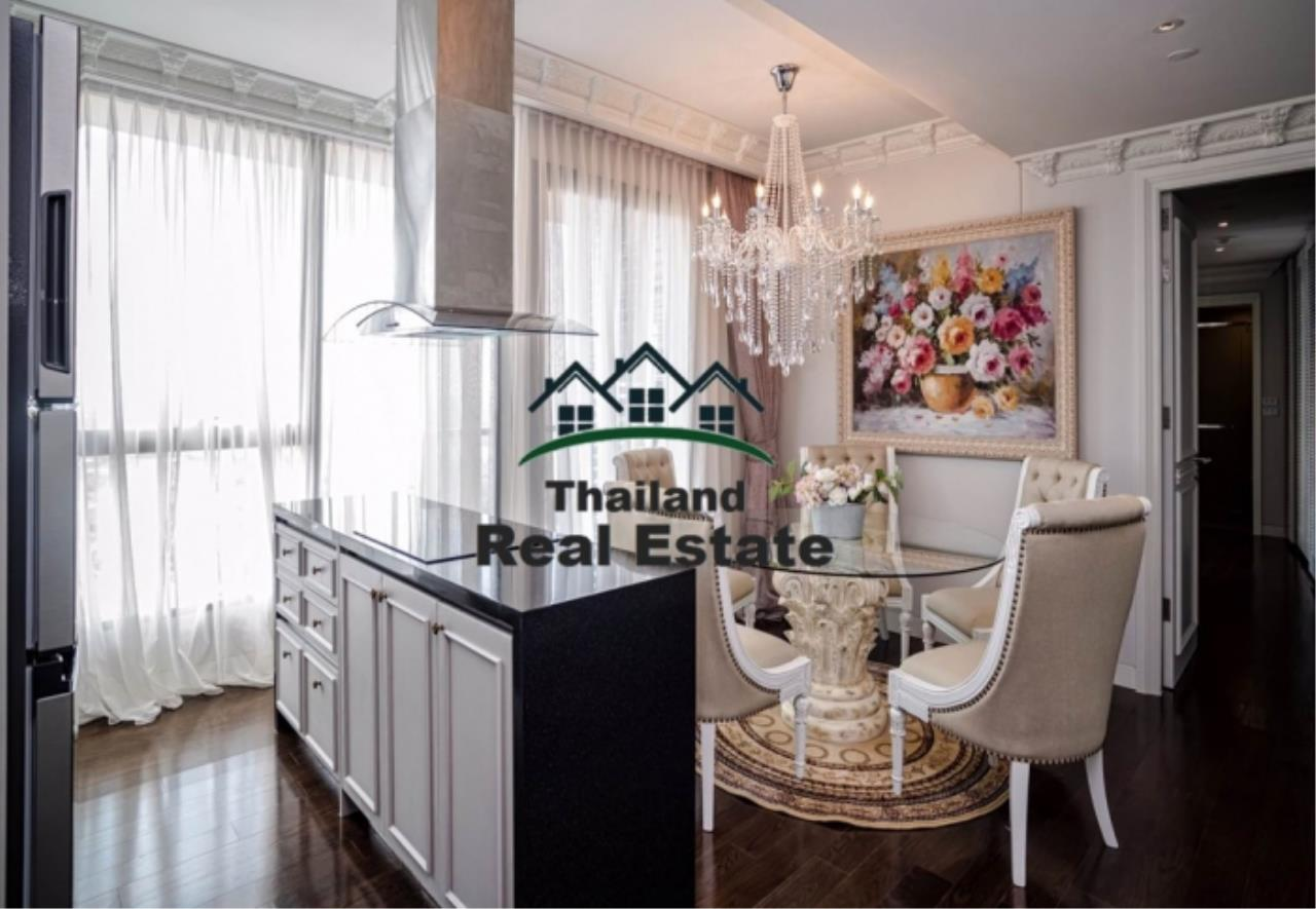 Thailand Real Estate Agency's 3 Bedroom Condo at Lumpini 24 near Phrom Phong BTS(Reference 12646) 1