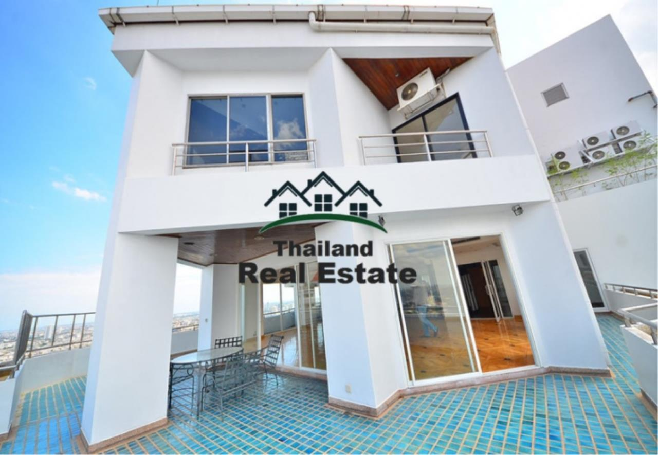 Thailand Real Estate Agency's 5 Bedroom Penthouse at Saichol near BTS Saphan Taksin(12693) 8