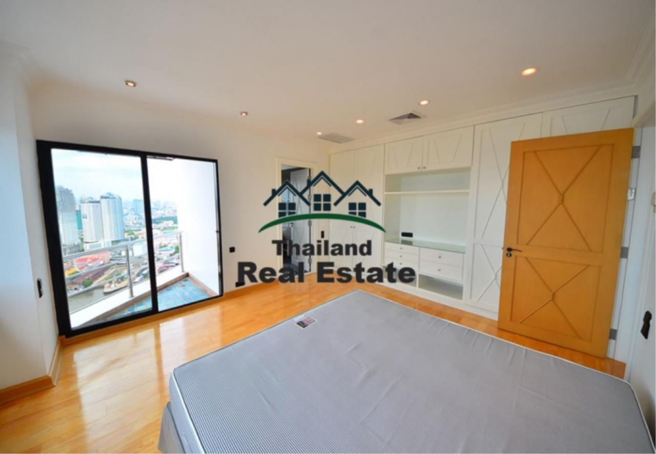 Thailand Real Estate Agency's 5 Bedroom Penthouse at Saichol near BTS Saphan Taksin(12693) 11