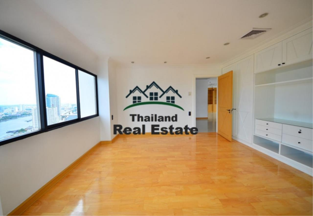 Thailand Real Estate Agency's 5 Bedroom Penthouse at Saichol near BTS Saphan Taksin(12693) 12