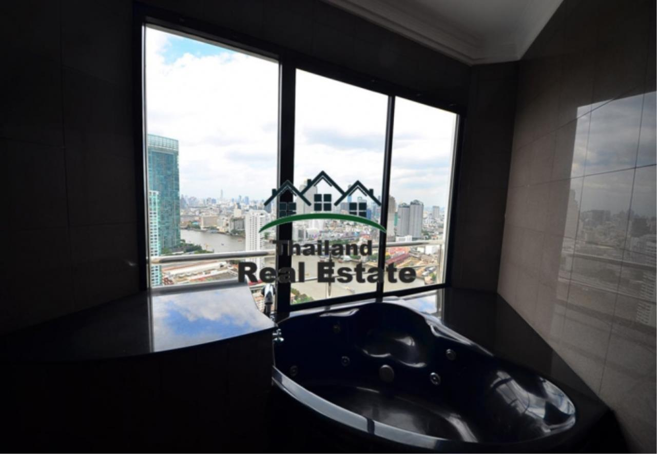 Thailand Real Estate Agency's 5 Bedroom Penthouse at Saichol near BTS Saphan Taksin(12693) 16