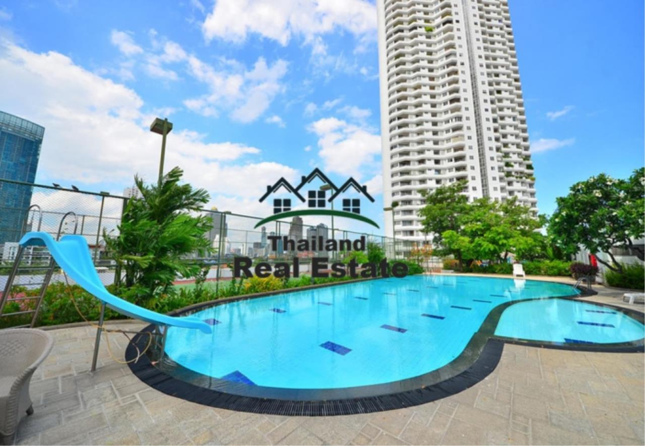 Thailand Real Estate Agency's 5 Bedroom Penthouse at Saichol near BTS Saphan Taksin(12693) 18