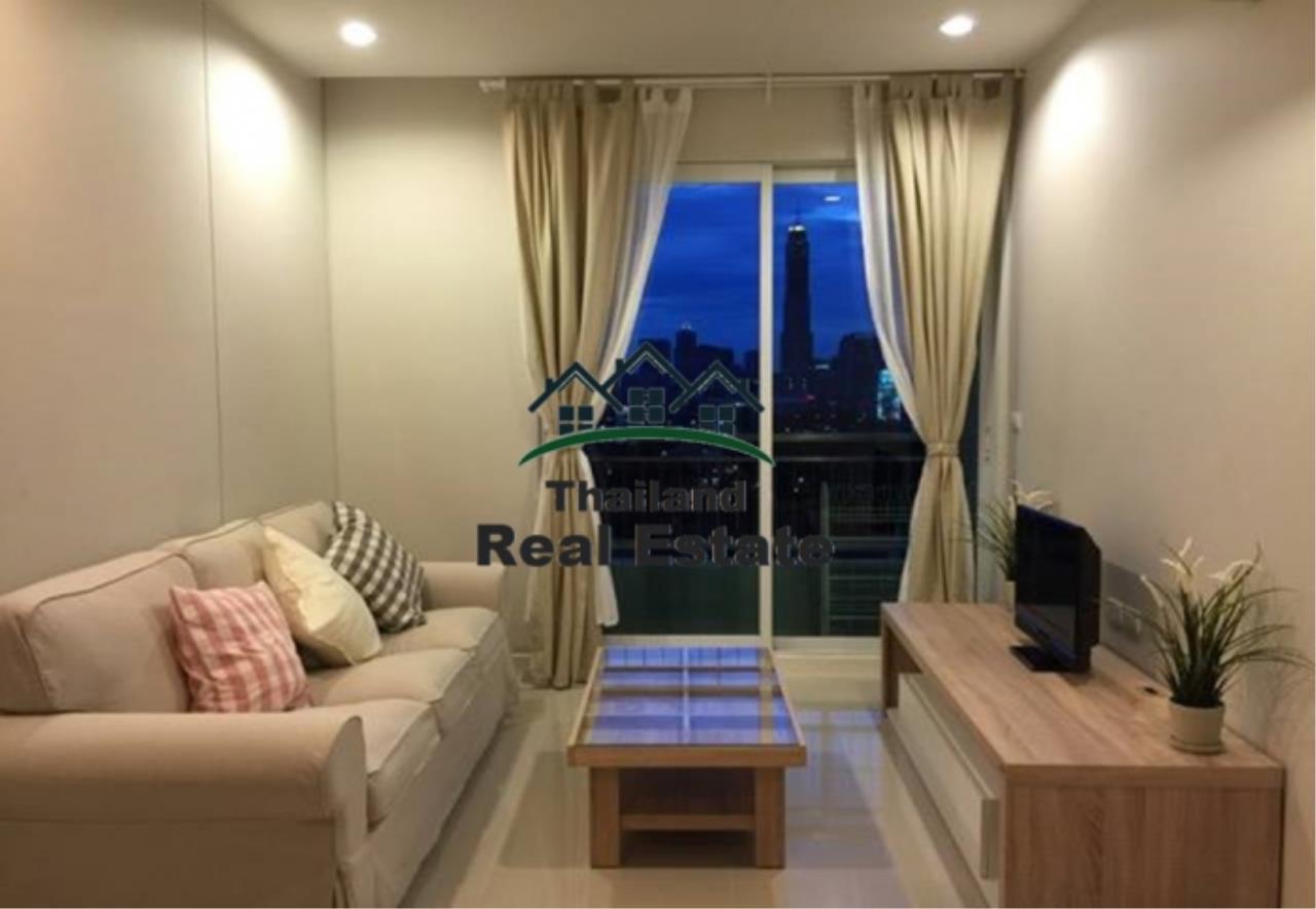 Thailand Real Estate Agency's 1 Bedroom Condo at The Circle near BTS Nana (12694) 2