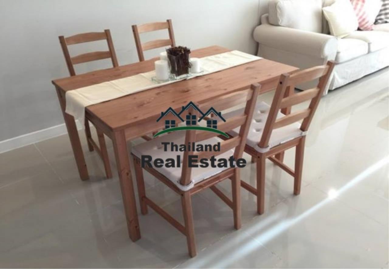 Thailand Real Estate Agency's 1 Bedroom Condo at The Circle near BTS Nana (12694) 6
