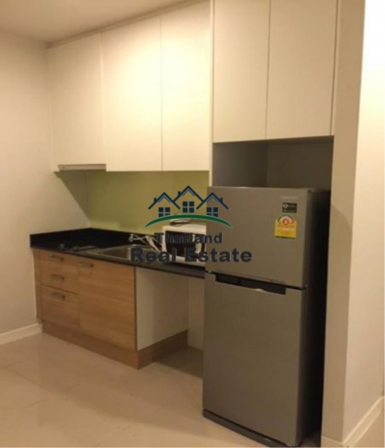 Thailand Real Estate Agency's 1 Bedroom Condo at The Circle near BTS Nana (12694) 8