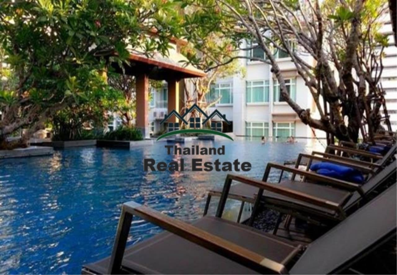Thailand Real Estate Agency's 1 Bedroom Condo at The Circle near BTS Nana (12694) 10