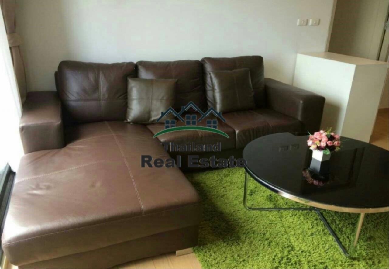 Thailand Real Estate Agency's 1 Bedroom Condo at Noble Reveal near BTS Ekkamai (12656) 1