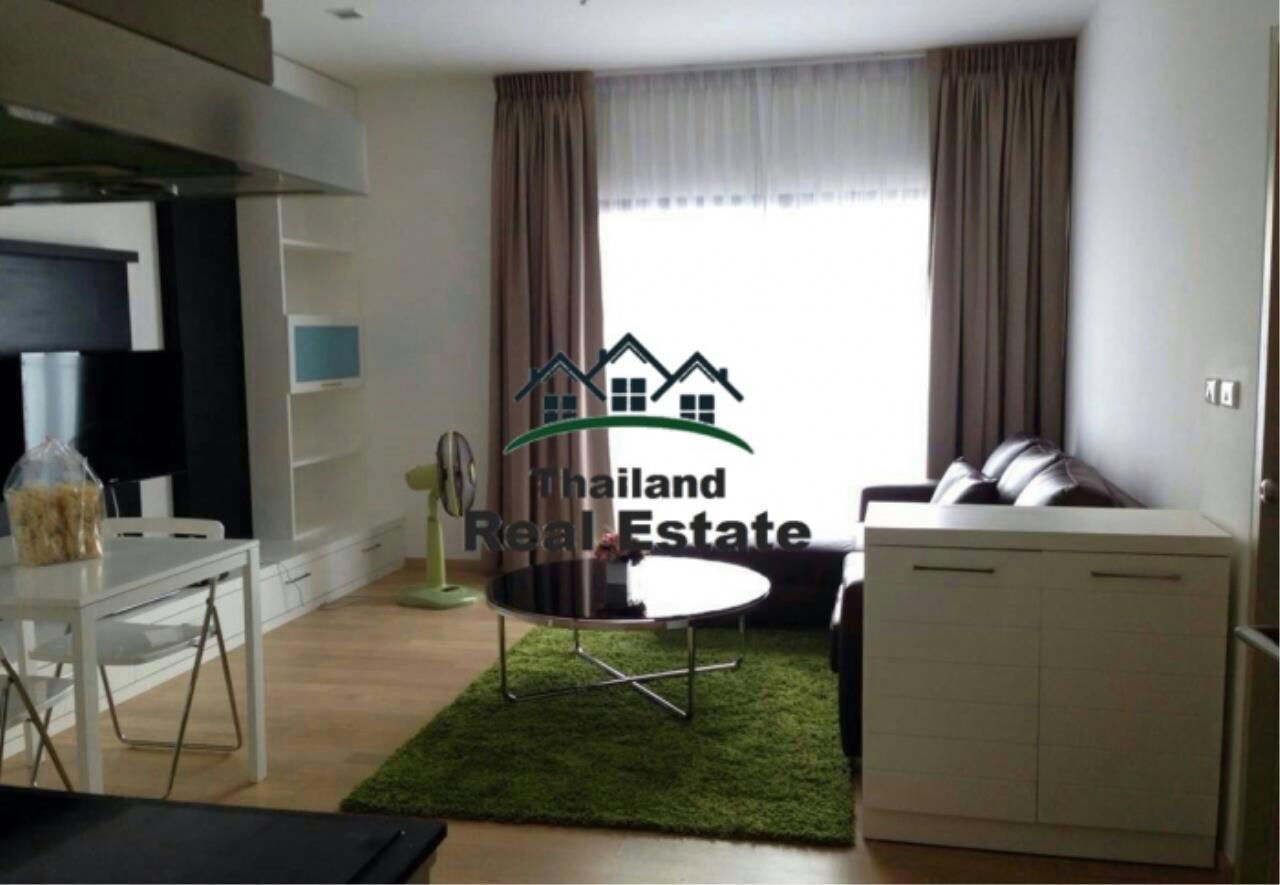 Thailand Real Estate Agency's 1 Bedroom Condo at Noble Reveal near BTS Ekkamai (12656) 3