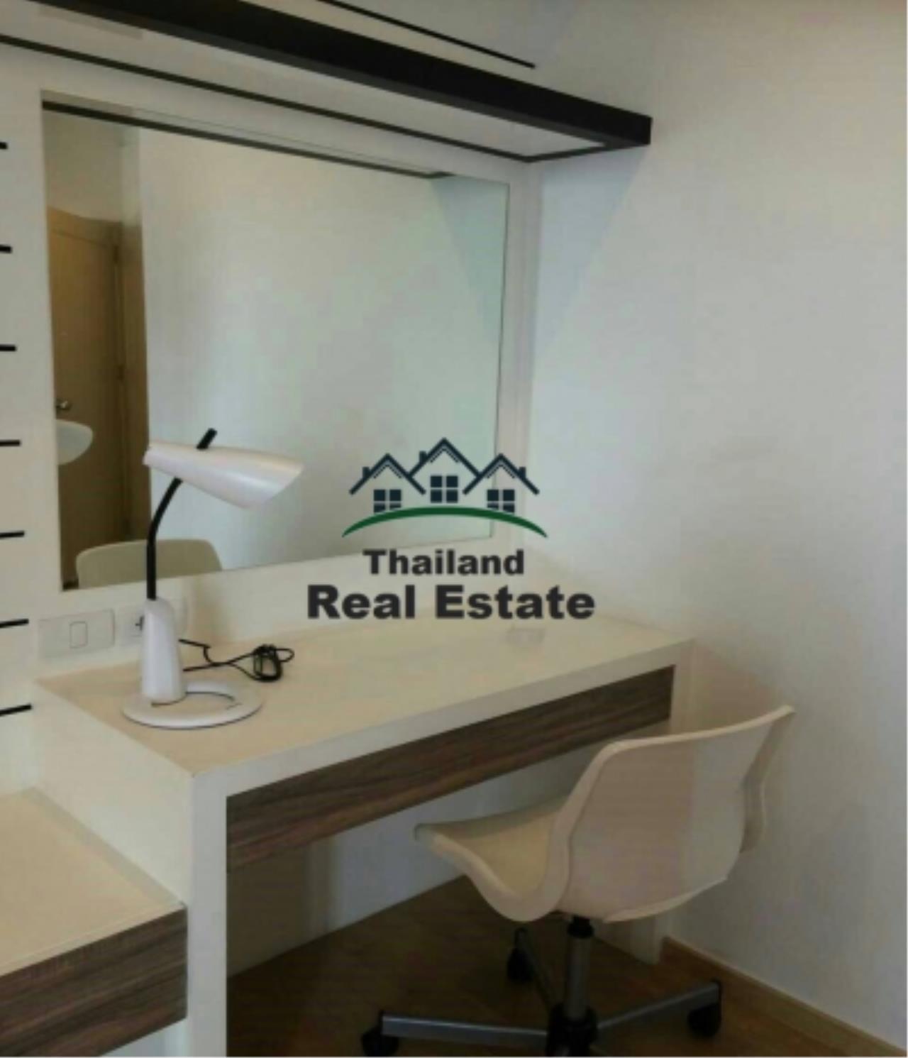 Thailand Real Estate Agency's 1 Bedroom Condo at Noble Reveal near BTS Ekkamai (12656) 5