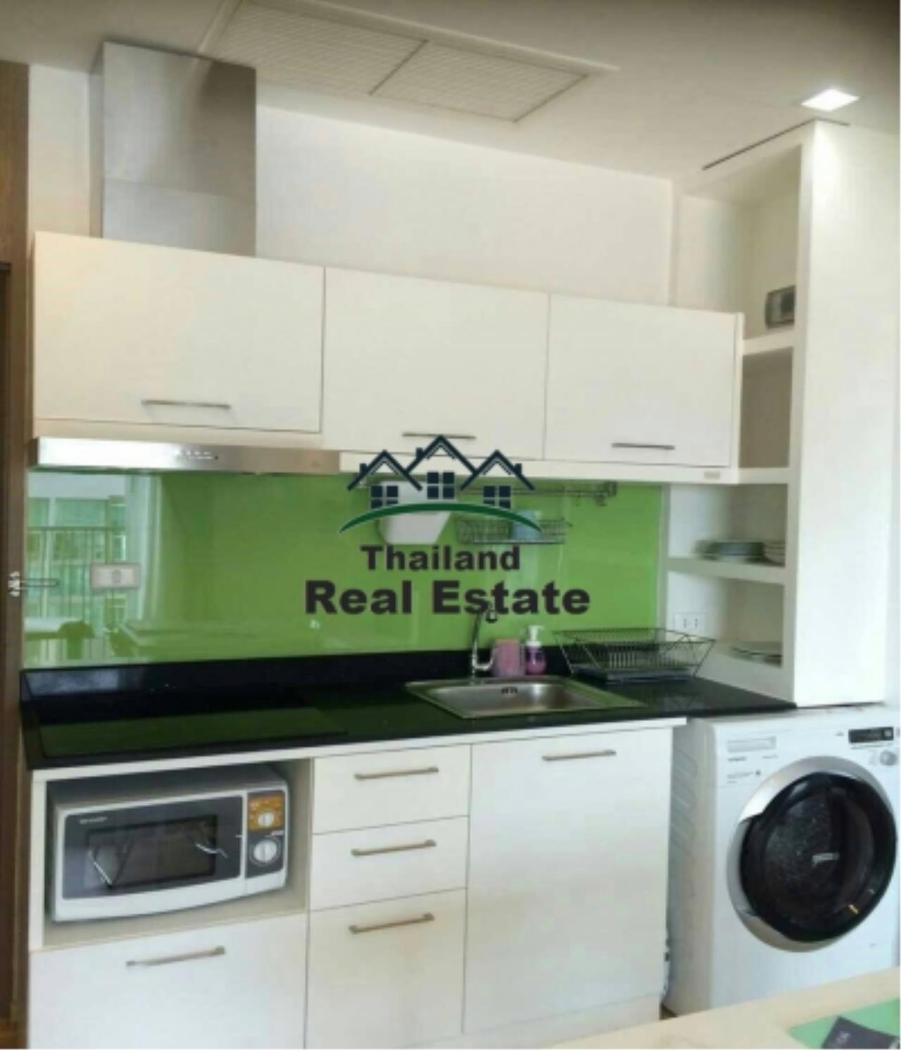 Thailand Real Estate Agency's 1 Bedroom Condo at Noble Reveal near BTS Ekkamai (12656) 11