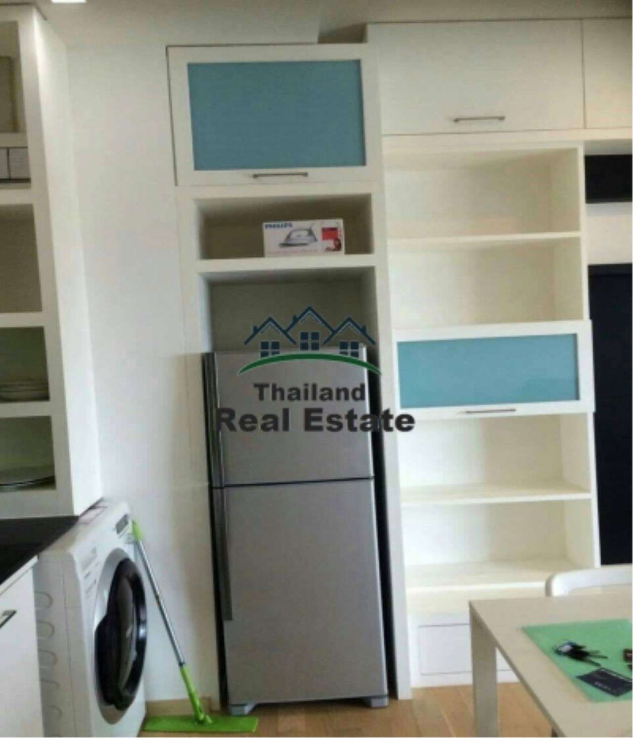 Thailand Real Estate Agency's 1 Bedroom Condo at Noble Reveal near BTS Ekkamai (12656) 12