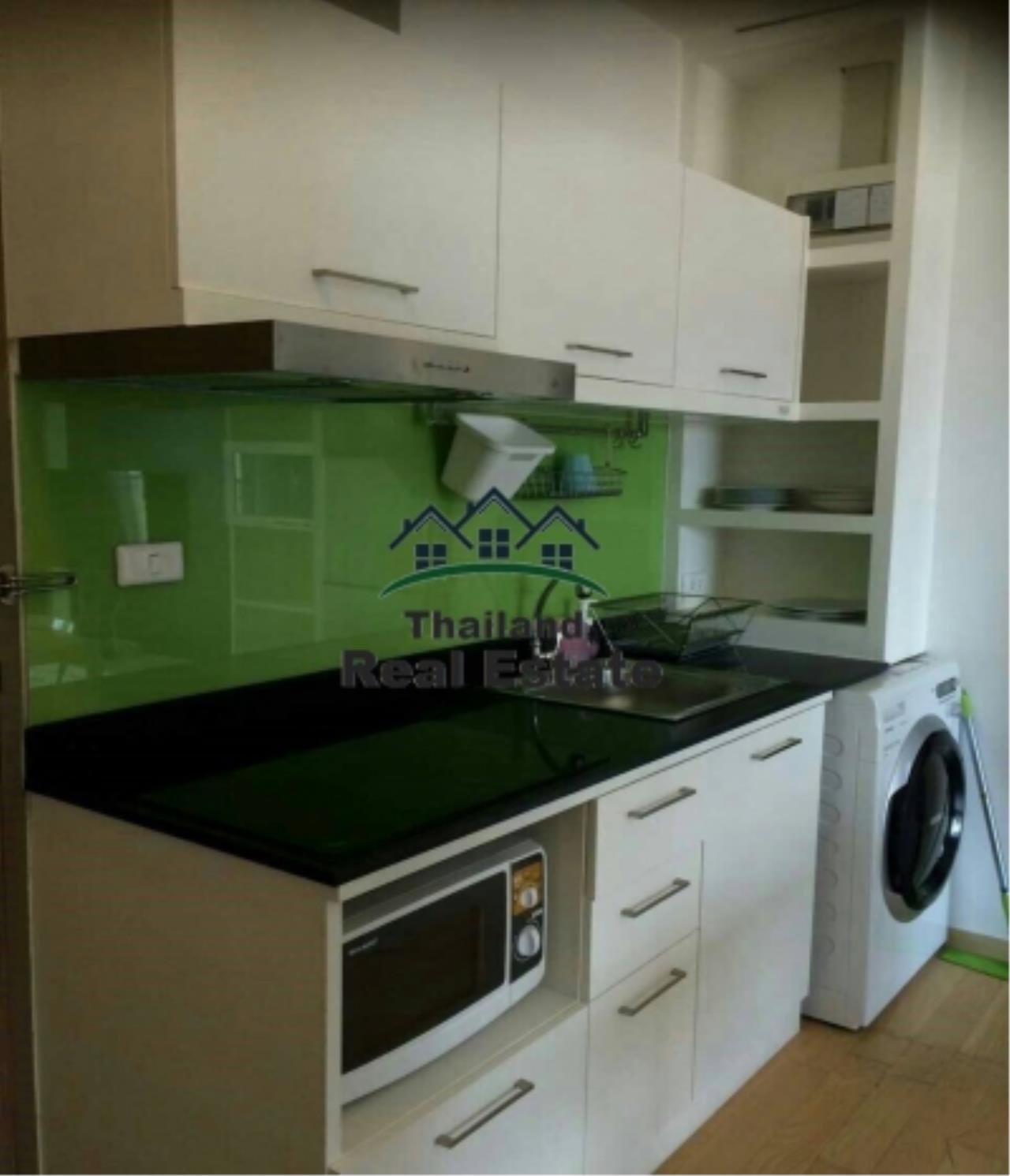 Thailand Real Estate Agency's 1 Bedroom Condo at Noble Reveal near BTS Ekkamai (12656) 13