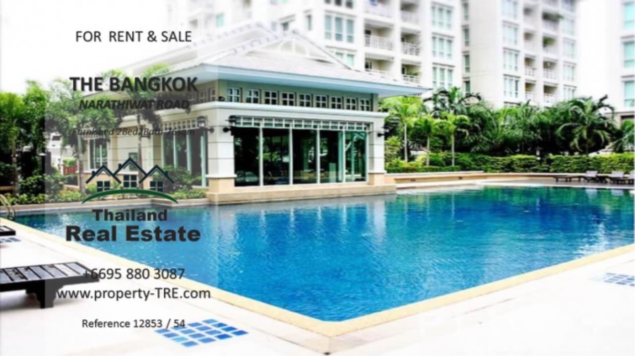 Thailand Real Estate Agency's 2 Bedroom Condo at The Bangkok Narathiwas Ratchanakarint (12853) 4