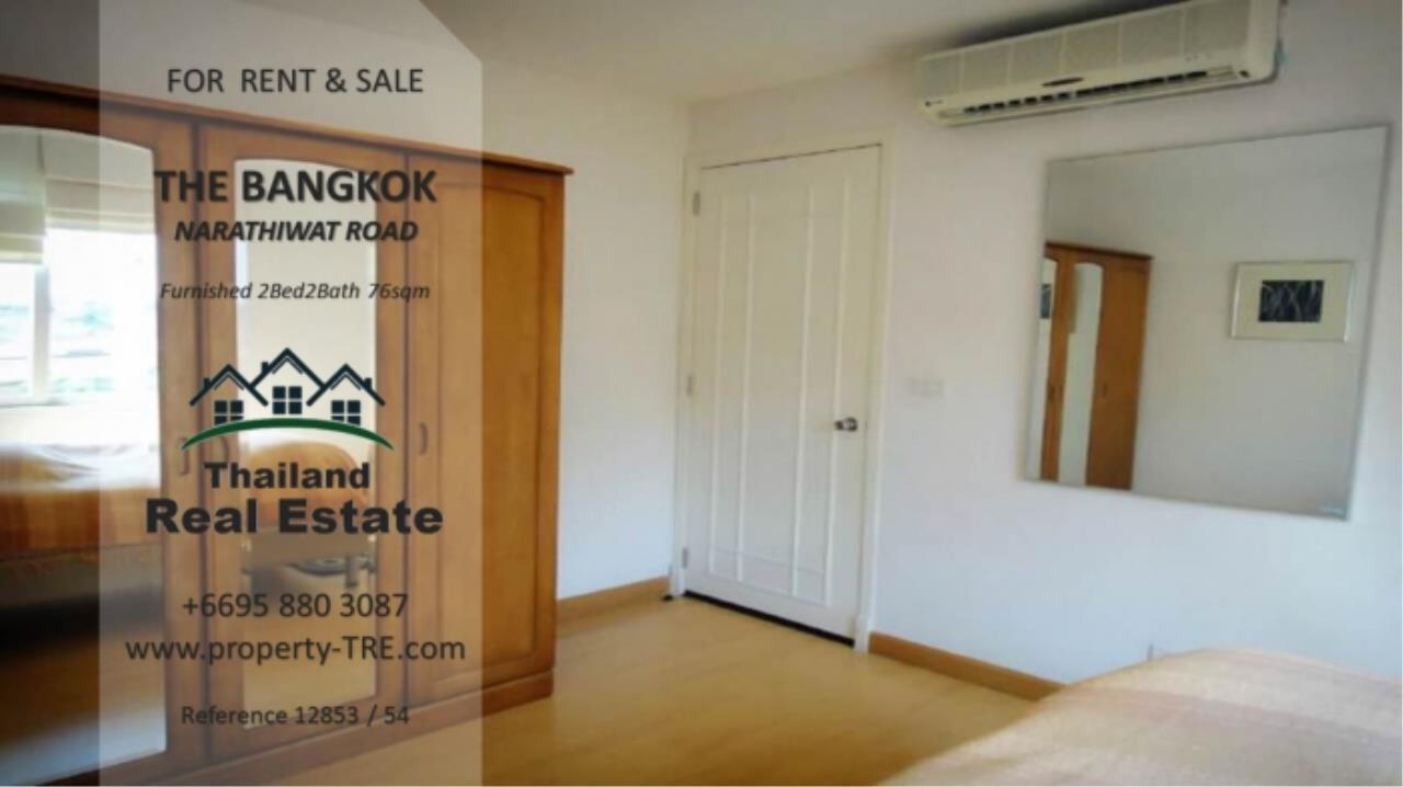 Thailand Real Estate Agency's 2 Bedroom Condo at The Bangkok Narathiwas Ratchanakarint (12853) 8