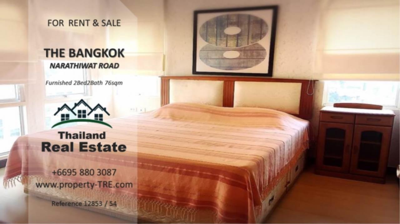 Thailand Real Estate Agency's 2 Bedroom Condo at The Bangkok Narathiwas Ratchanakarint (12853) 9