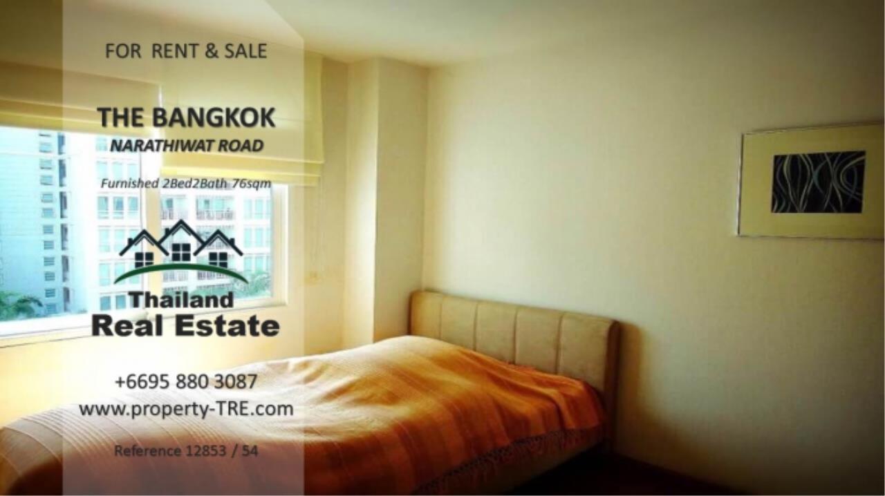 Thailand Real Estate Agency's 2 Bedroom Condo at The Bangkok Narathiwas Ratchanakarint (12853) 12