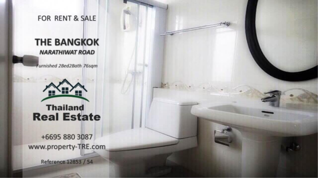 Thailand Real Estate Agency's 2 Bedroom Condo at The Bangkok Narathiwas Ratchanakarint (12853) 13