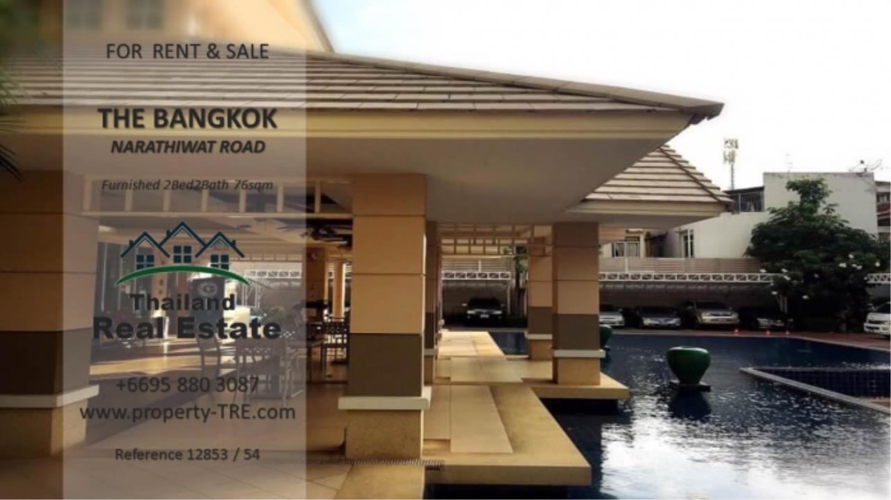 Thailand Real Estate Agency's 2 Bedroom Condo at The Bangkok Narathiwas Ratchanakarint (12853) 17