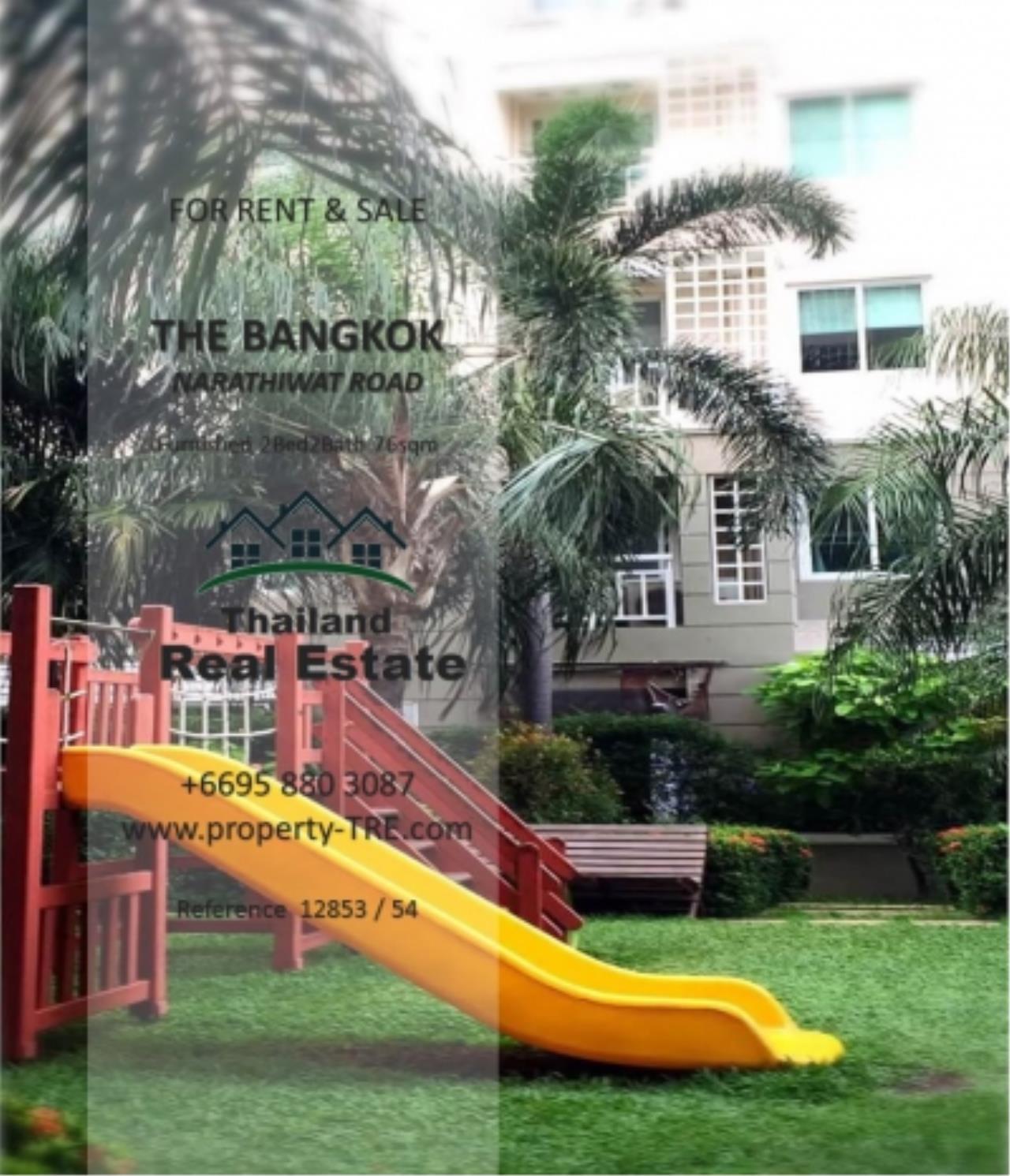 Thailand Real Estate Agency's 2 Bedroom Condo at The Bangkok Narathiwas Ratchanakarint (12853) 18