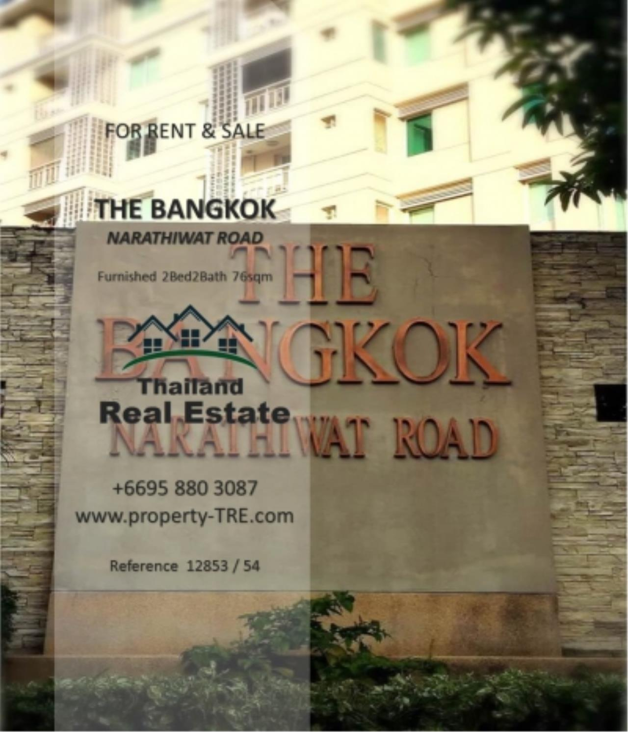 Thailand Real Estate Agency's 2 Bedroom Condo at The Bangkok Narathiwas Ratchanakarint (12853) 19
