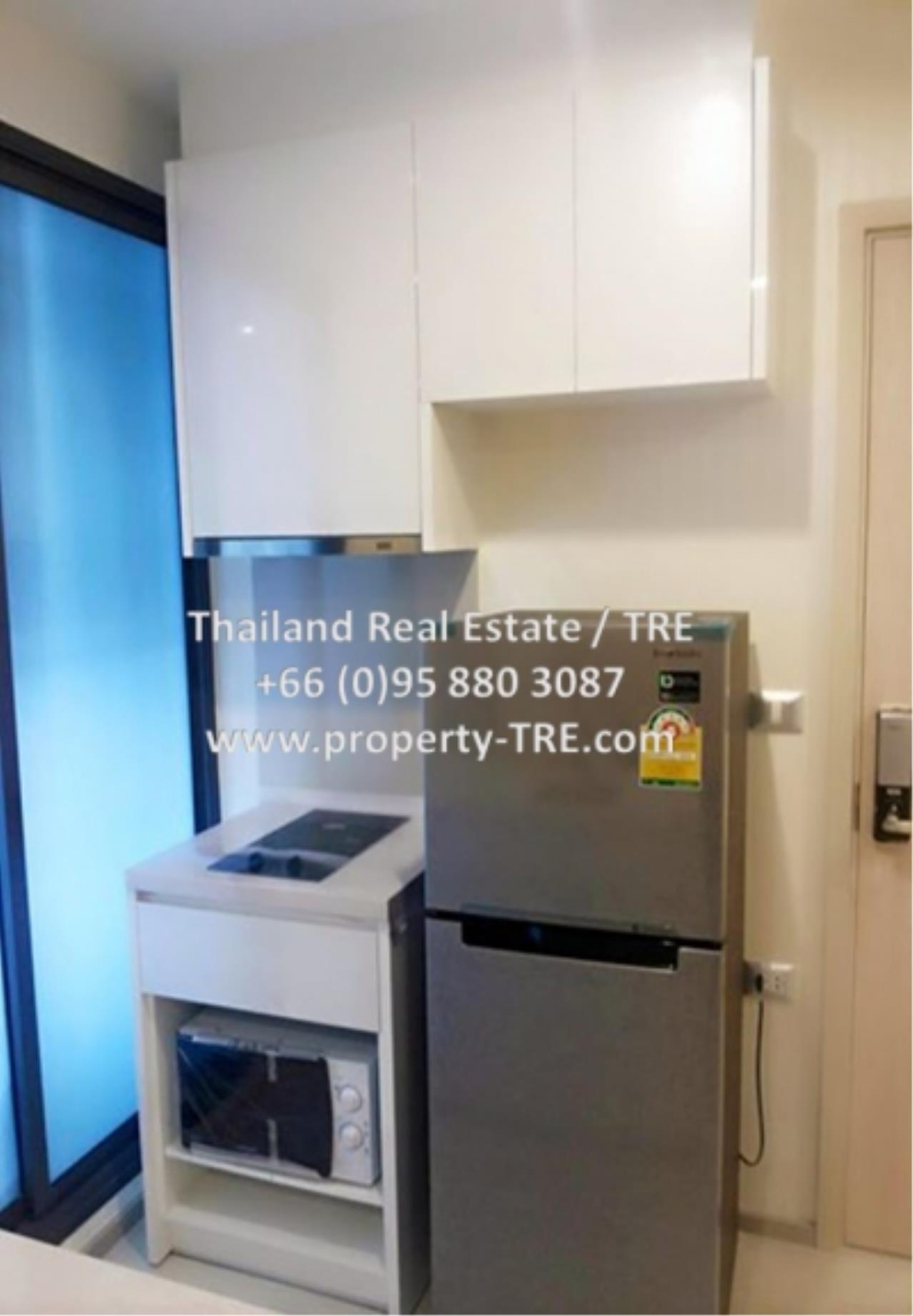 Thailand Real Estate Agency's 1 Bedroom Condo at Rhythm Sukhumvit 42 near Ekkamai BTS (12655) 4