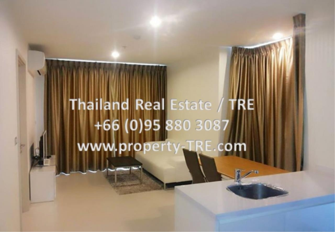 Thailand Real Estate Agency's 1 Bedroom Condo at Rhythm Sukhumvit 42 near Ekkamai BTS (12655) 5