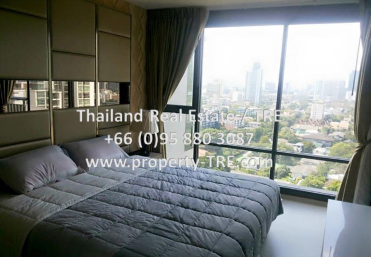 Thailand Real Estate Agency's 1 Bedroom Condo at Rhythm Sukhumvit 42 near Ekkamai BTS (12655) 1