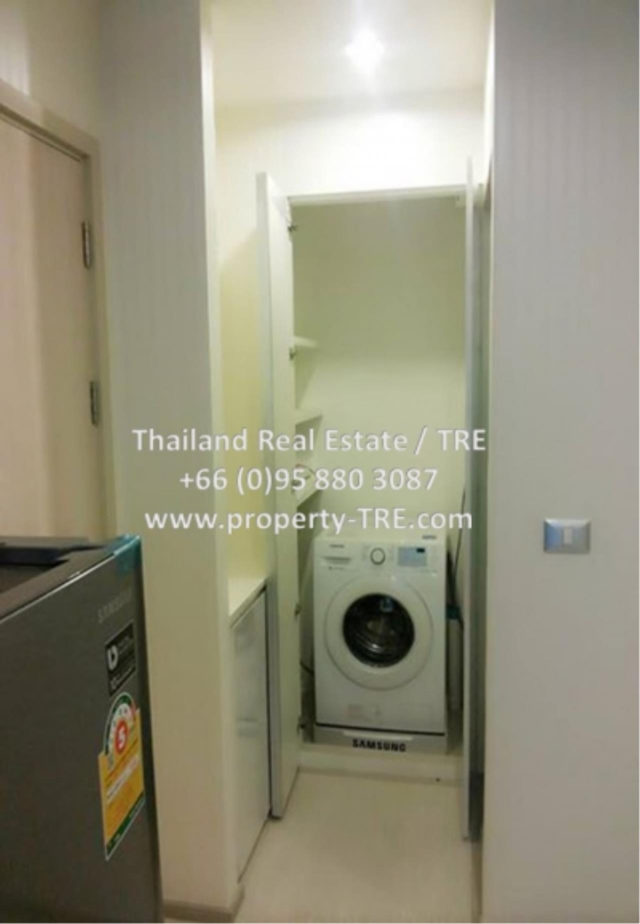 Thailand Real Estate Agency's 1 Bedroom Condo at Rhythm Sukhumvit 42 near Ekkamai BTS (12655) 7