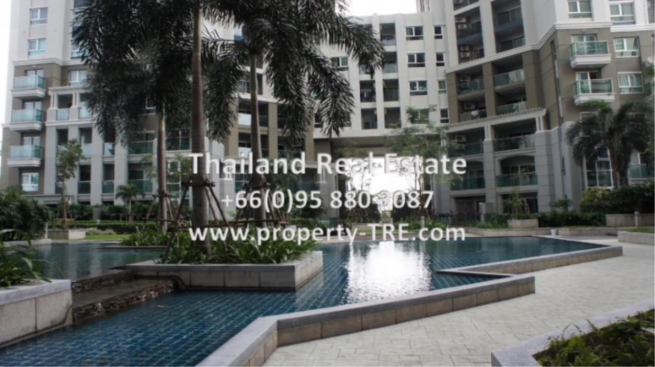 Thailand Real Estate Agency's 2 Bedroom Condo at Belle Grand near MRT Phra Rham9 (12665) 1