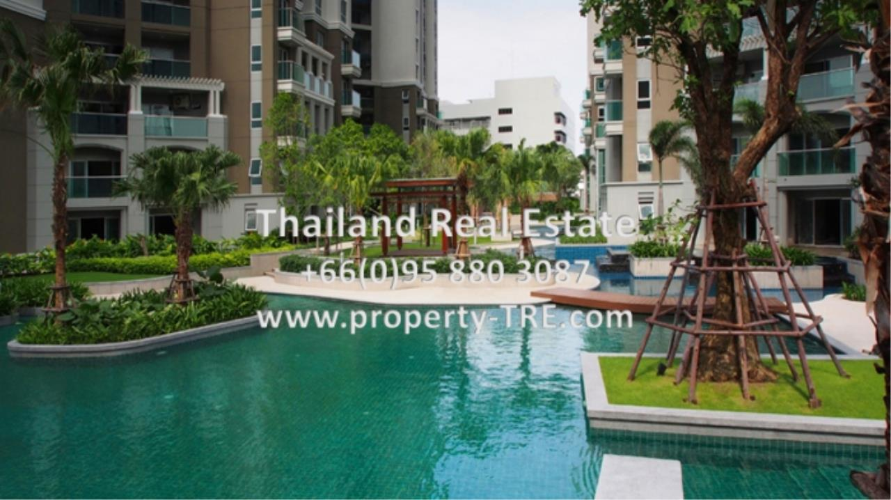 Thailand Real Estate Agency's 2 Bedroom Condo at Belle Grand near MRT Phra Rham9 (12665) 2