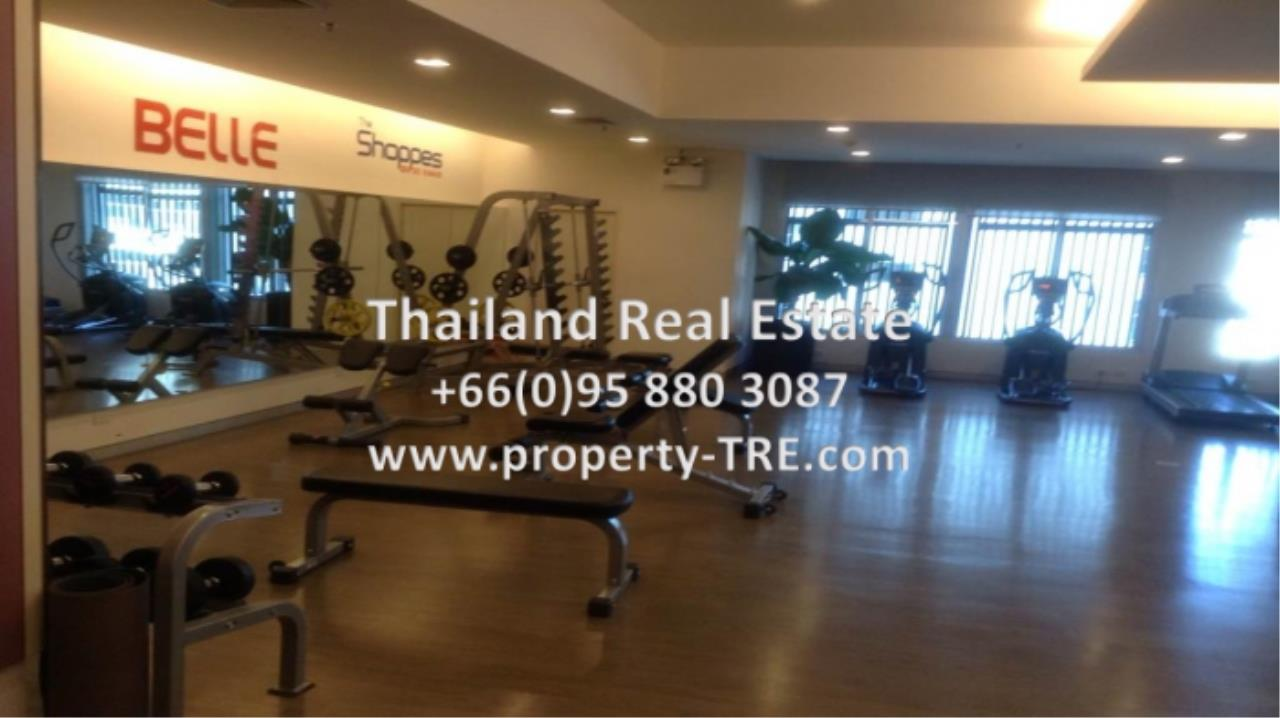 Thailand Real Estate Agency's 2 Bedroom Condo at Belle Grand near MRT Phra Rham9 (12665) 3