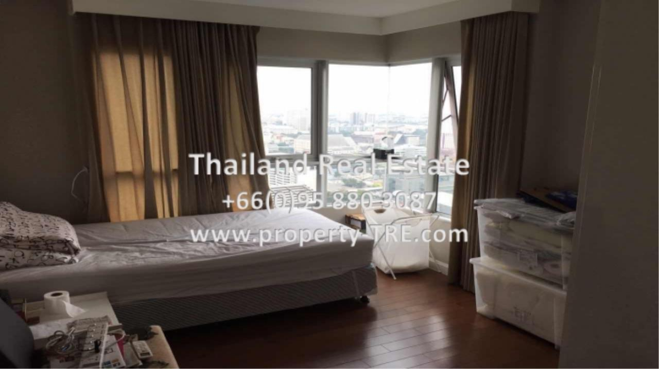 Thailand Real Estate Agency's 2 Bedroom Condo at Belle Grand near MRT Phra Rham9 (12665) 10