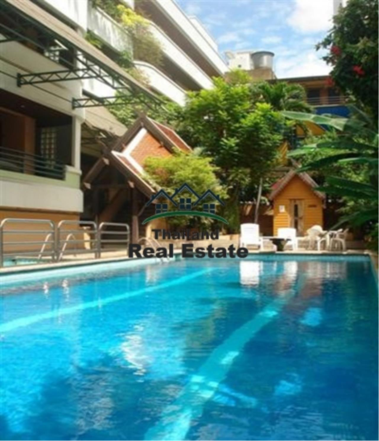 Thailand Real Estate Agency's 3 Bedroom Apartment at The Residence 26 near Phrom Phong BTS(12658) 8
