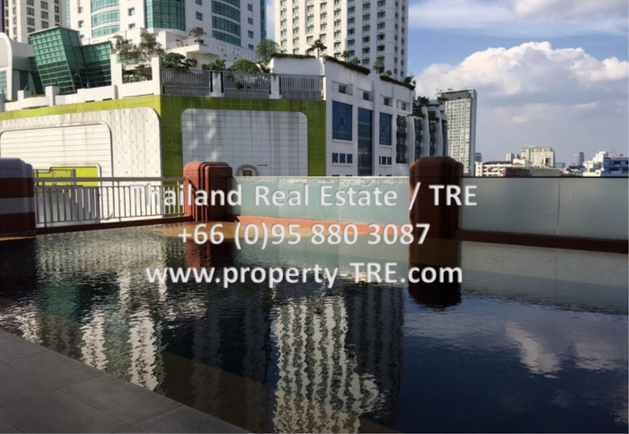 Thailand Real Estate Agency's 2 Bedroom Condo at Manhattan Chidlom near BTS Chidlom ( 12709) 9