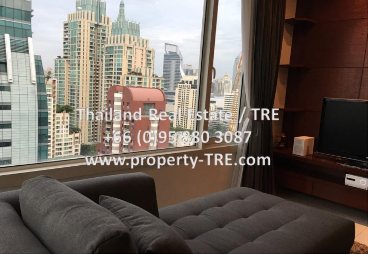 Thailand Real Estate Agency's 2 Bedroom Condo at Manhattan Chidlom near BTS Chidlom ( 12709) 1