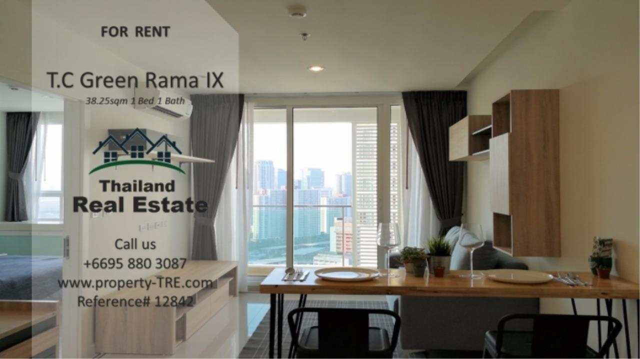 Thailand Real Estate Agency's 1 Bedroom Condo at TC Green  (12842) 1