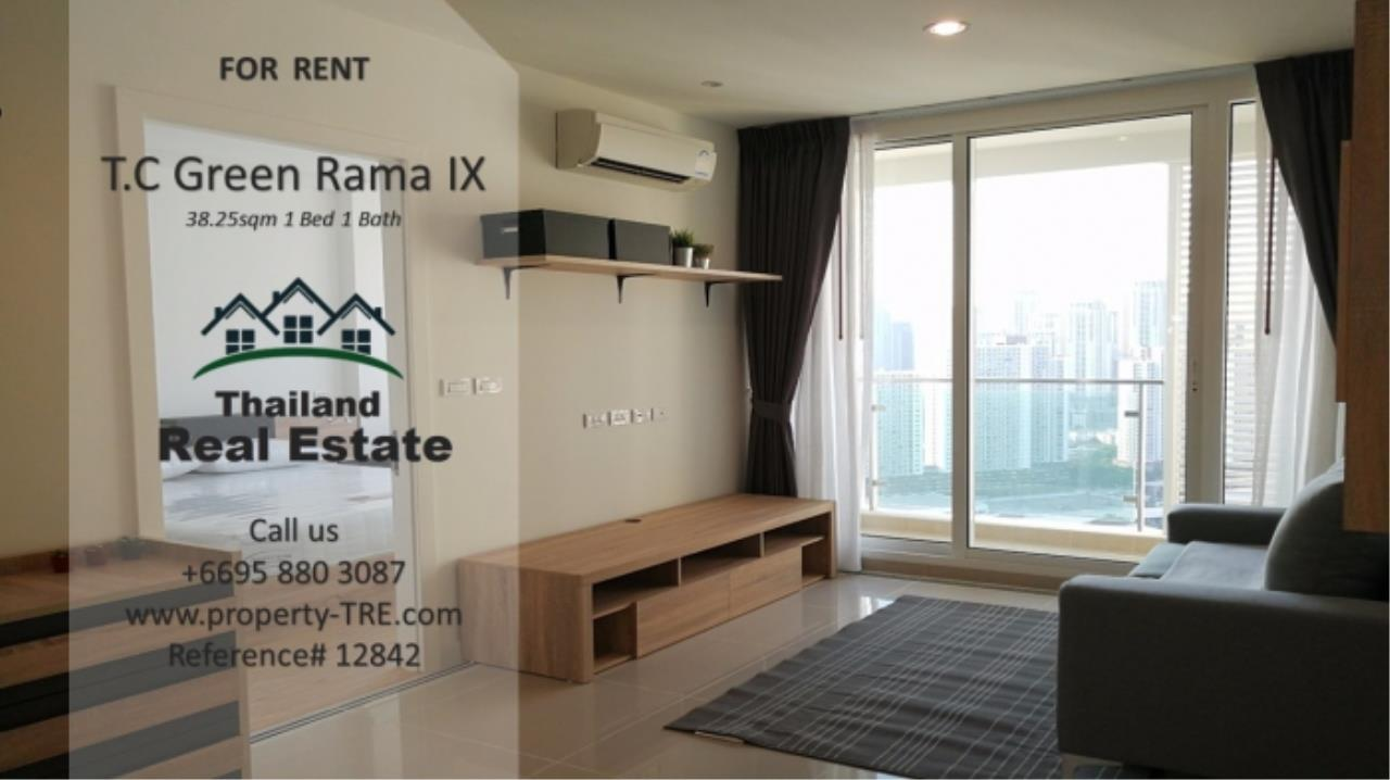 Thailand Real Estate Agency's 1 Bedroom Condo at TC Green  (12842) 3