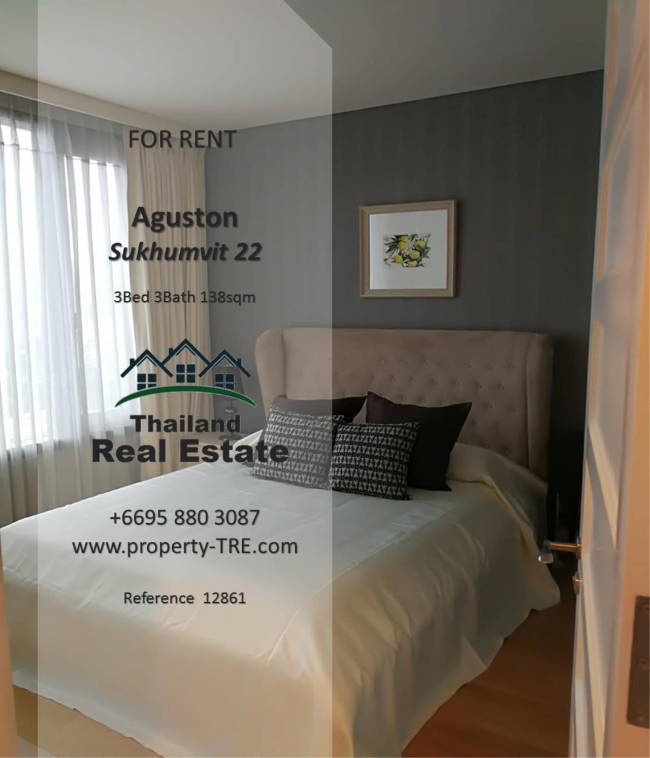 Thailand Real Estate Agency's 3 Bedroom Condo at Aguston Sukhumvit 22 near BTS Phrom Phong(12681) 13