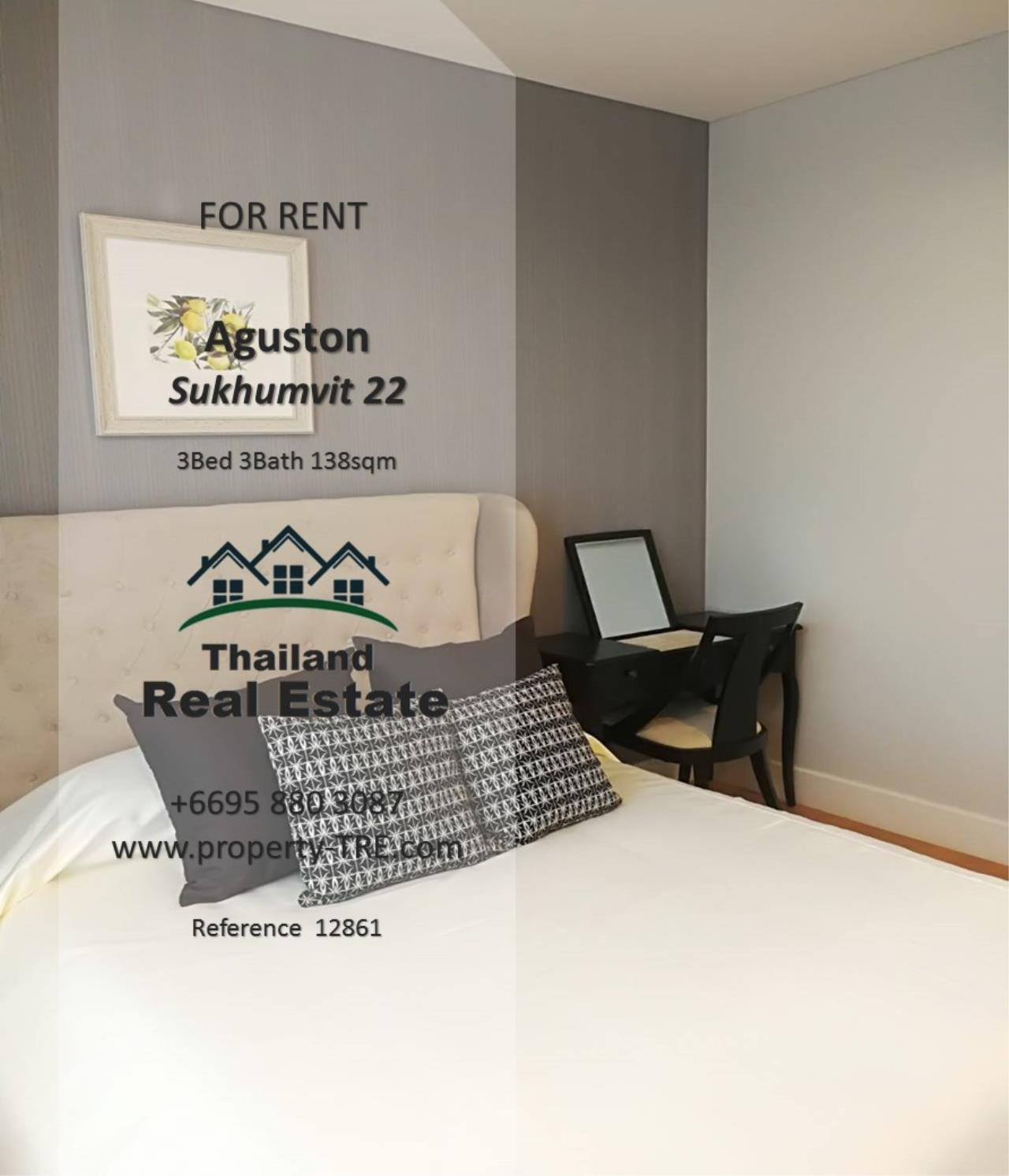 Thailand Real Estate Agency's 3 Bedroom Condo at Aguston Sukhumvit 22 near BTS Phrom Phong(12681) 14