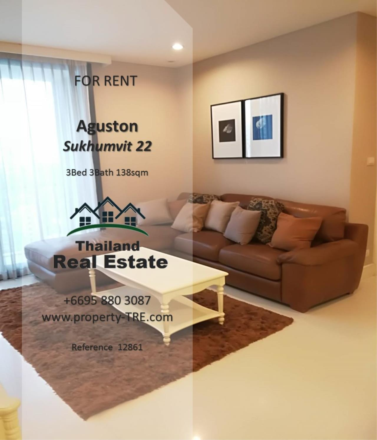 Thailand Real Estate Agency's 3 Bedroom Condo at Aguston Sukhumvit 22 near BTS Phrom Phong(12681) 15