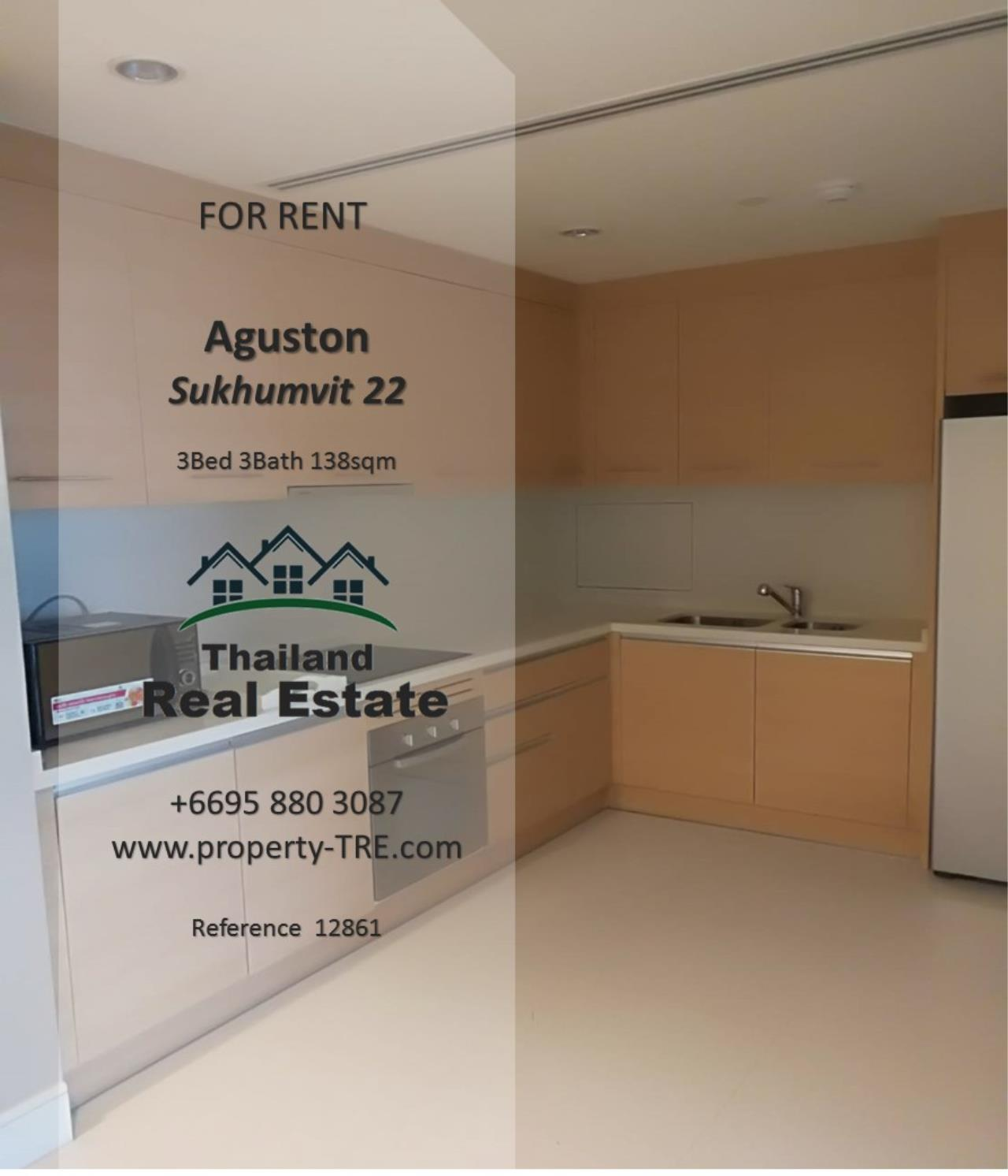 Thailand Real Estate Agency's 3 Bedroom Condo at Aguston Sukhumvit 22 near BTS Phrom Phong(12681) 2