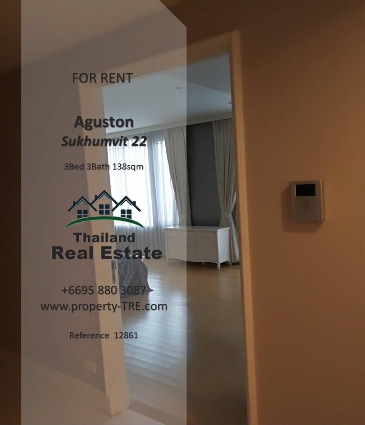 Thailand Real Estate Agency's 3 Bedroom Condo at Aguston Sukhumvit 22 near BTS Phrom Phong(12681) 3