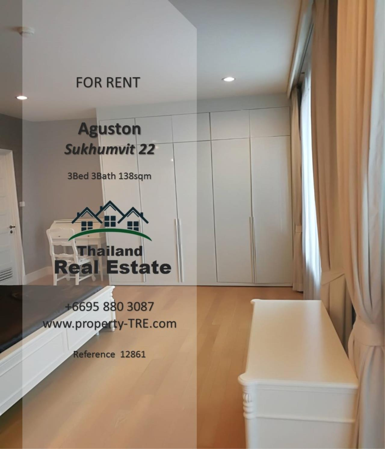 Thailand Real Estate Agency's 3 Bedroom Condo at Aguston Sukhumvit 22 near BTS Phrom Phong(12681) 5