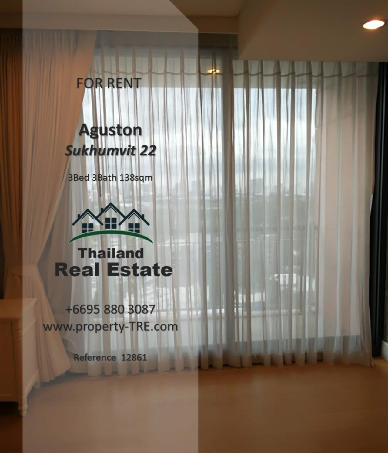 Thailand Real Estate Agency's 3 Bedroom Condo at Aguston Sukhumvit 22 near BTS Phrom Phong(12681) 6