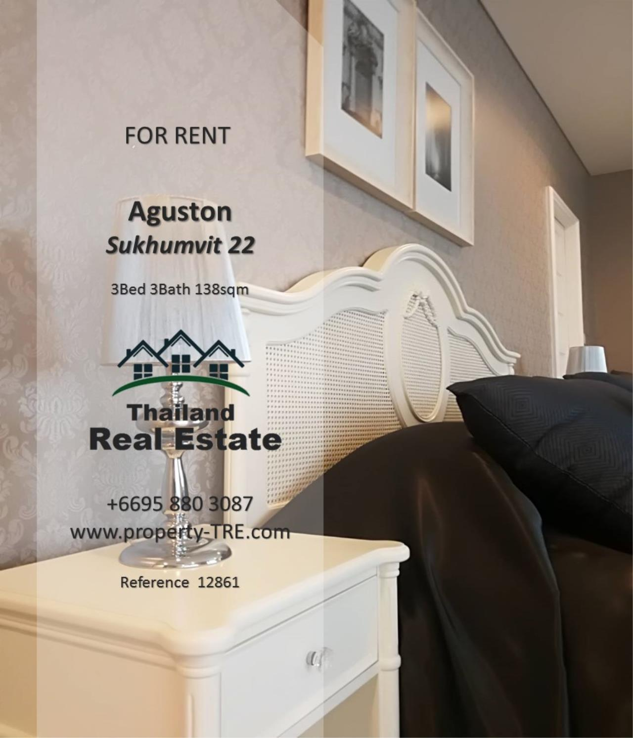 Thailand Real Estate Agency's 3 Bedroom Condo at Aguston Sukhumvit 22 near BTS Phrom Phong(12681) 7